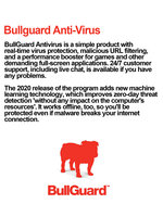 Software - Bullguard Premium Protection Commercial 1YR/10Devices