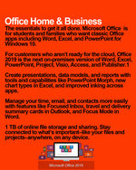 Software - Microsoft Office Business Premium 1Yr Subscription