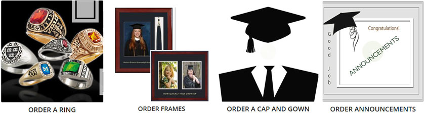 GTCC Graduation Cap & Gown Ordering Link